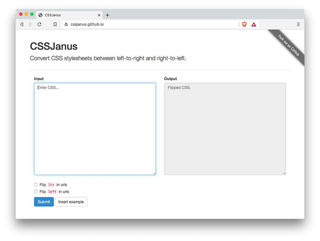 Front-End Tools: CSS Janus