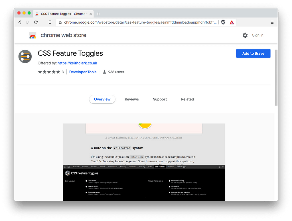 Front-End Tools: CSS Feature Toggles