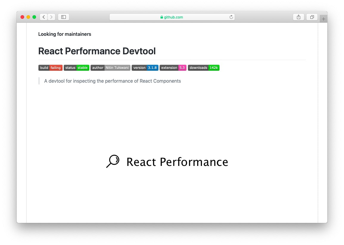 react-perf-devtool