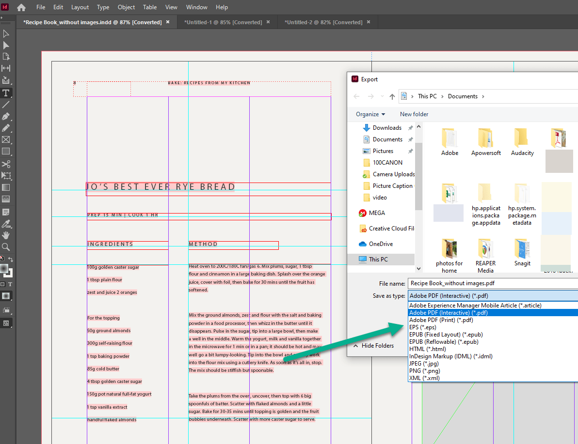 exports for indesign - Photoshop vs Illustrator vs InDesign