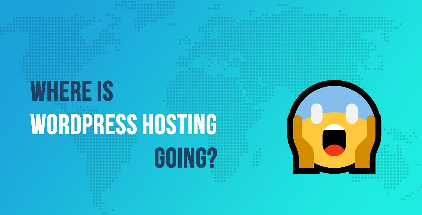 wordpress hosting future
