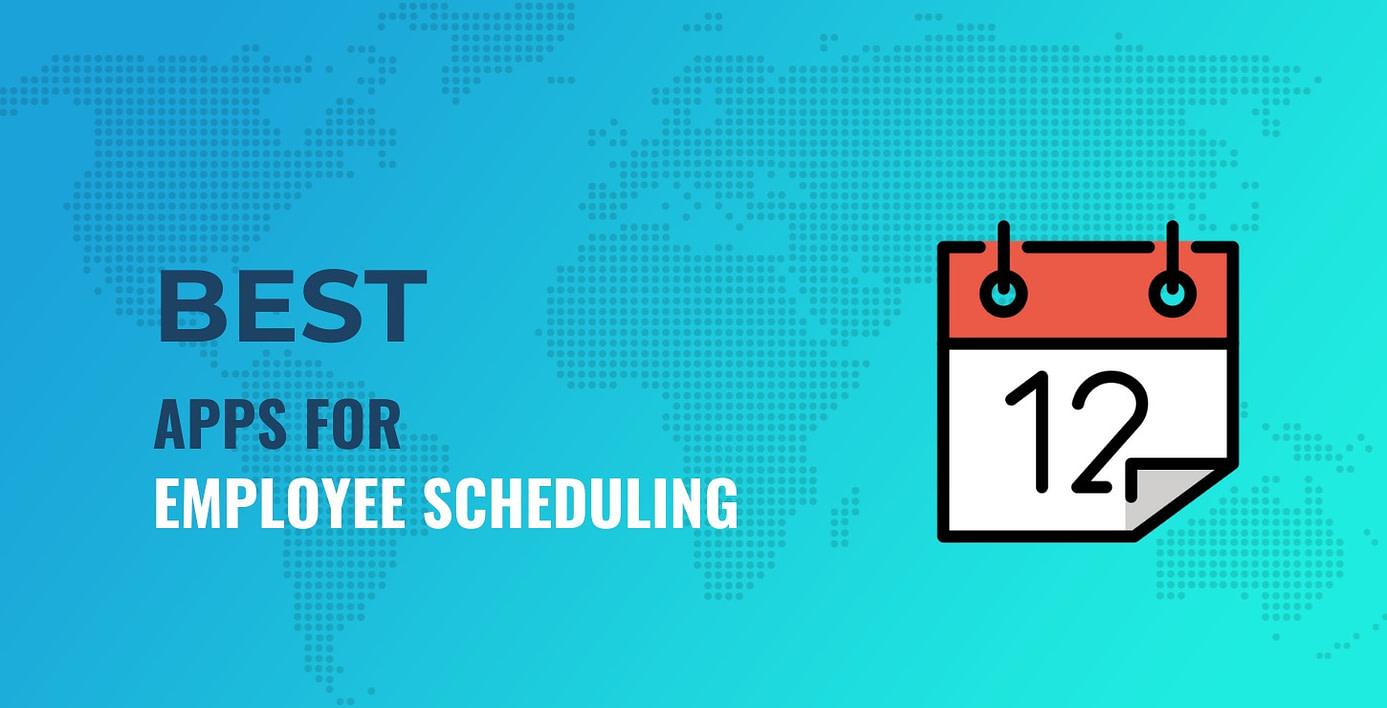 Best Employee Scheduling Apps