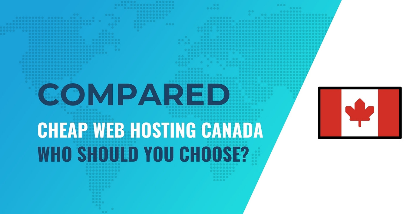 Best cheap web hosting Canada