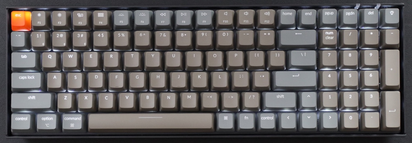 best mac keyboards #2: keychron