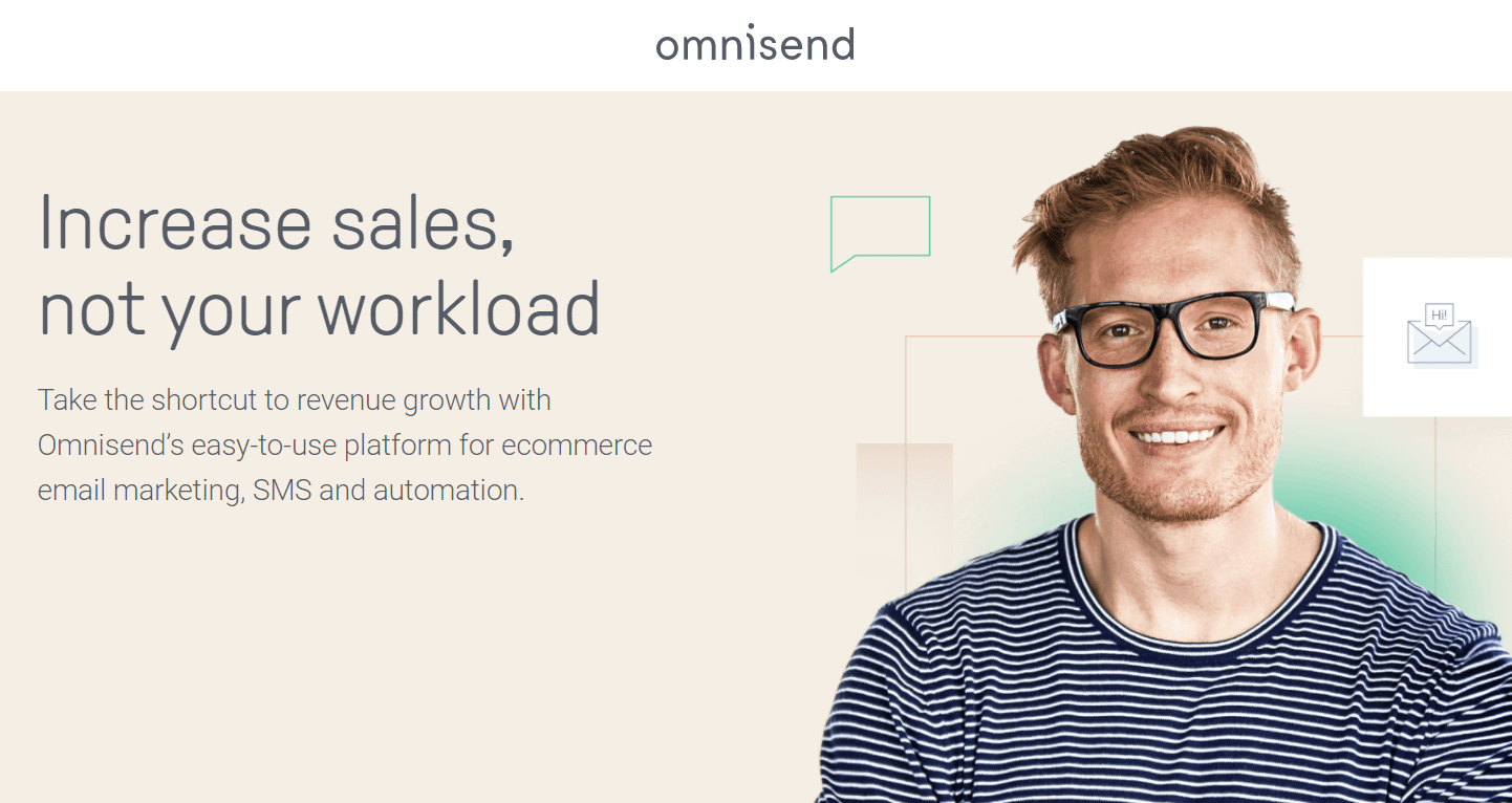 Best email marketing for Shopify: Omnisend