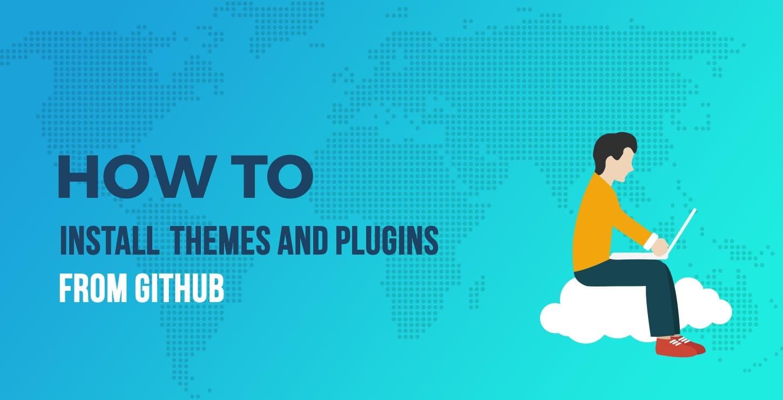 install WordPress plugins from GitHub