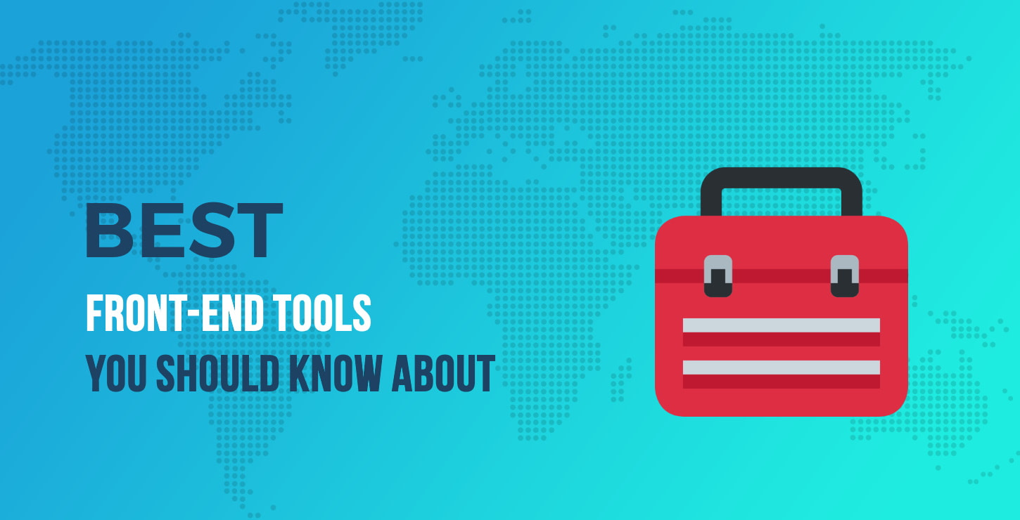Best Front-End Tools
