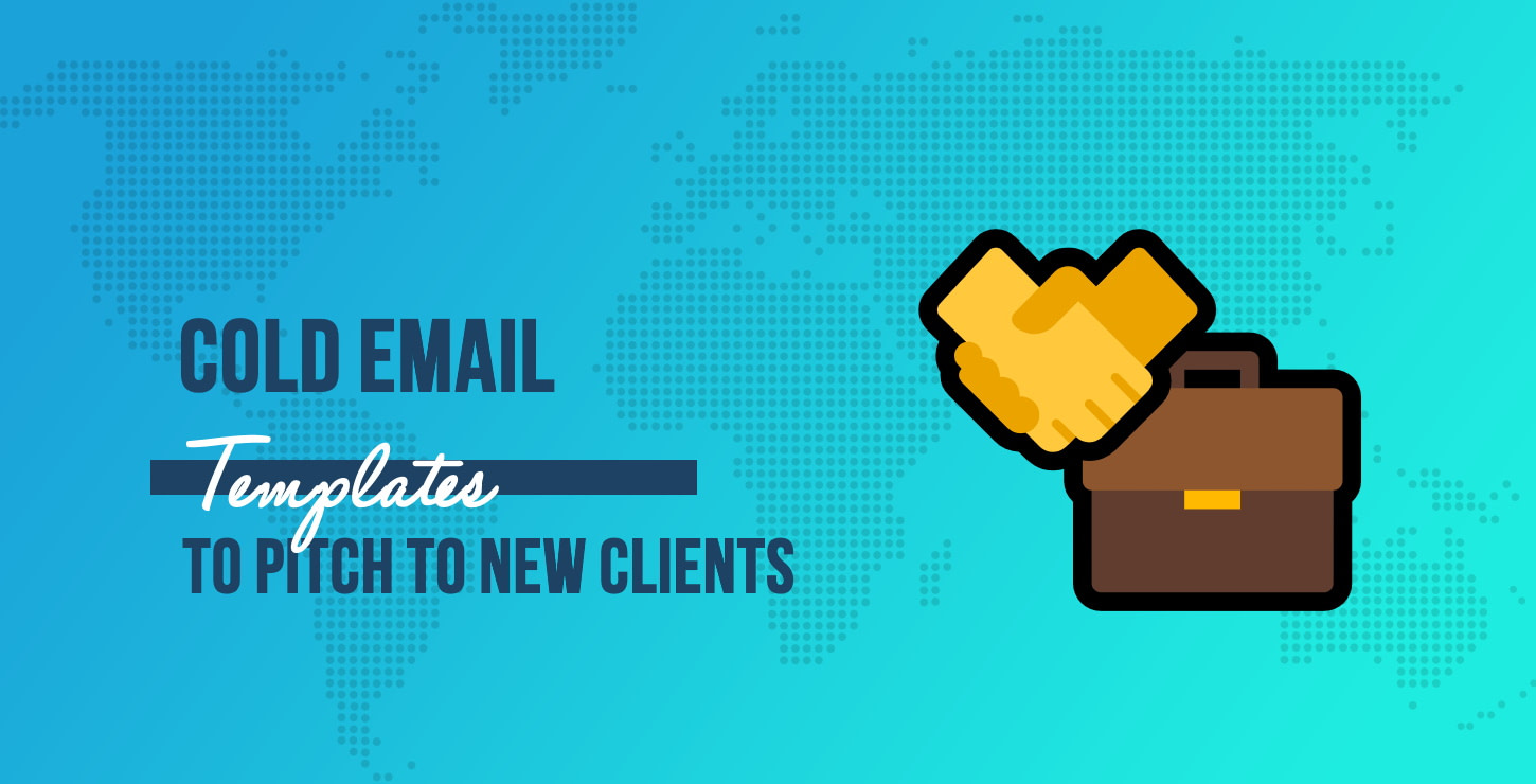 Cold Email Templates to Pitch to New Clients