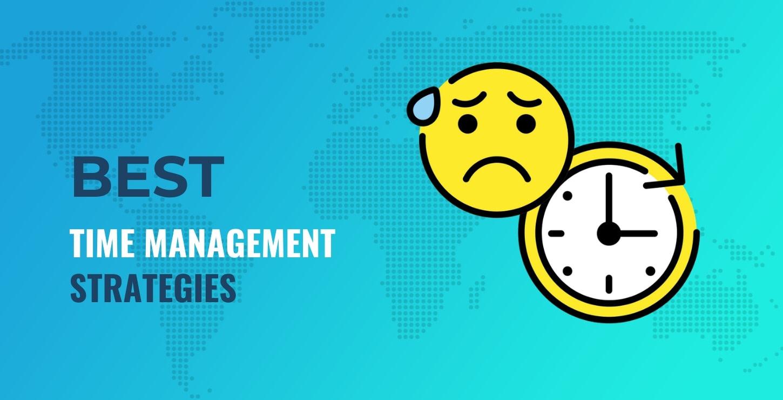 Best time management strategies