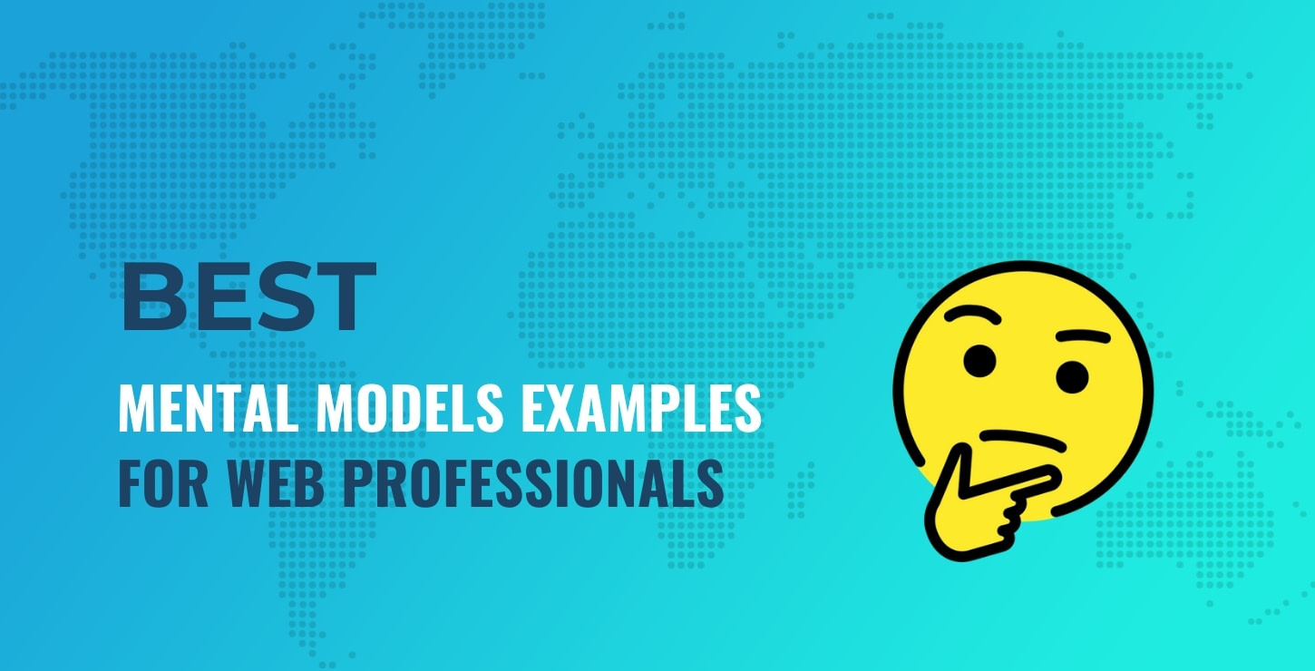 mental models examples for web professionals