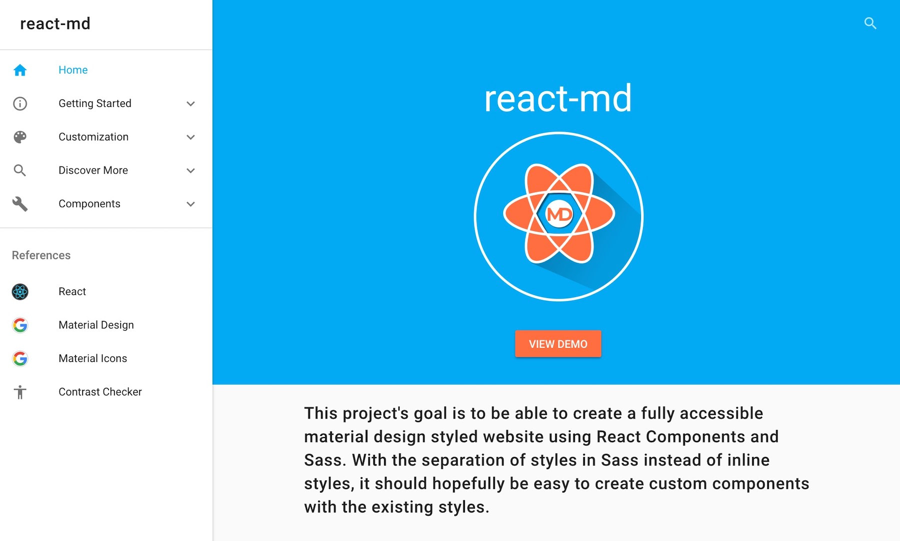 react-md