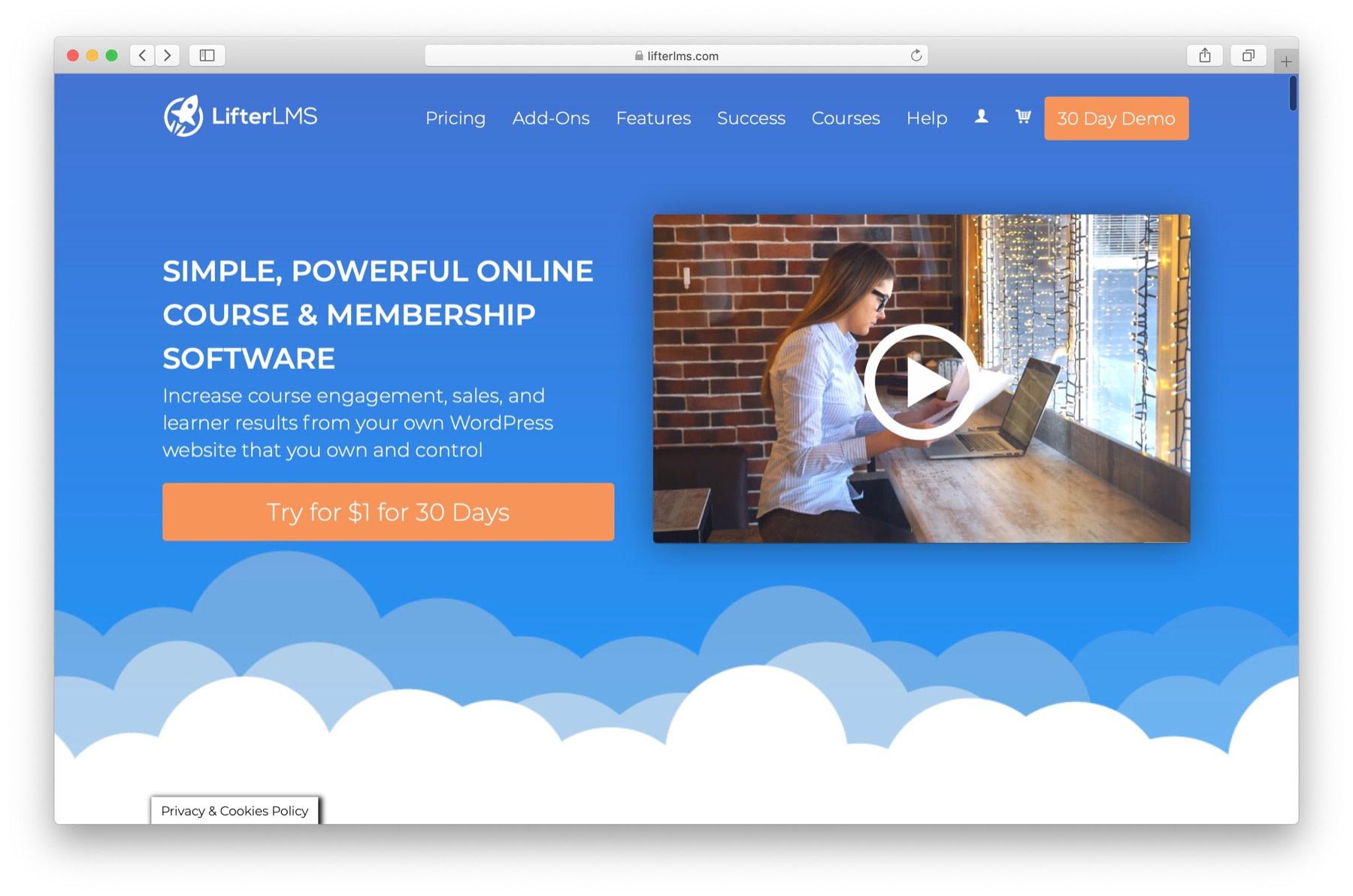 WordPress LMS - LifterLMS