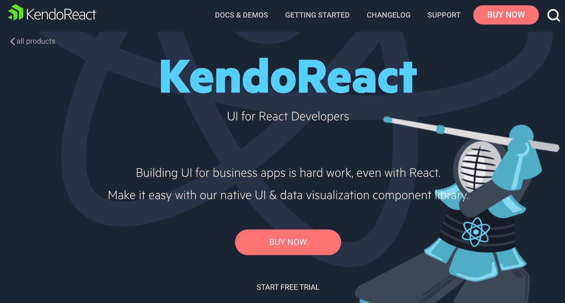 kendoreact