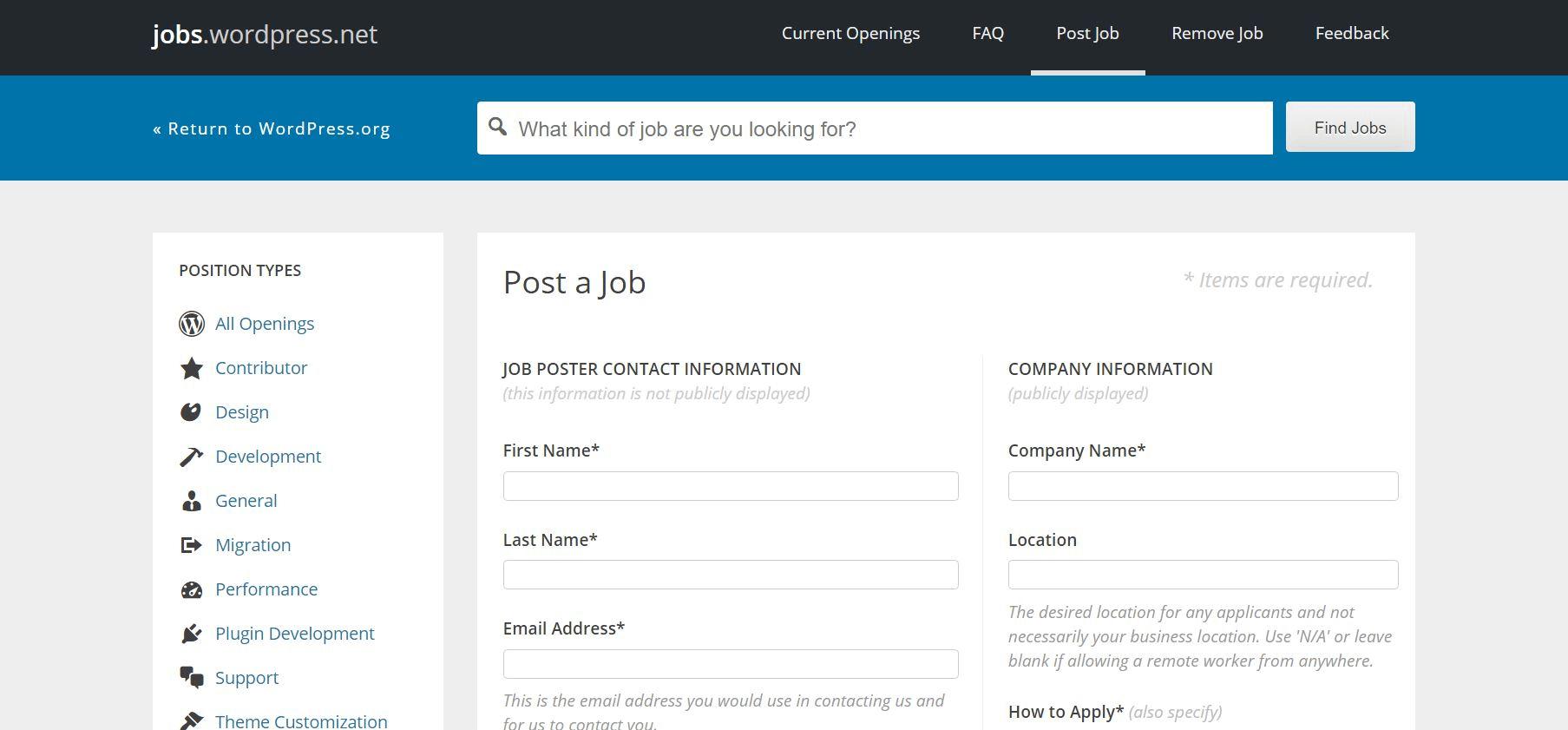 hire WordPress developers from WordPress Jobs
