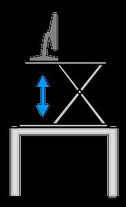 converter desk