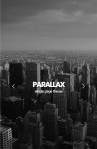 Parallax on mobile