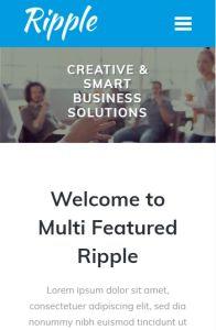 ripple on mobile