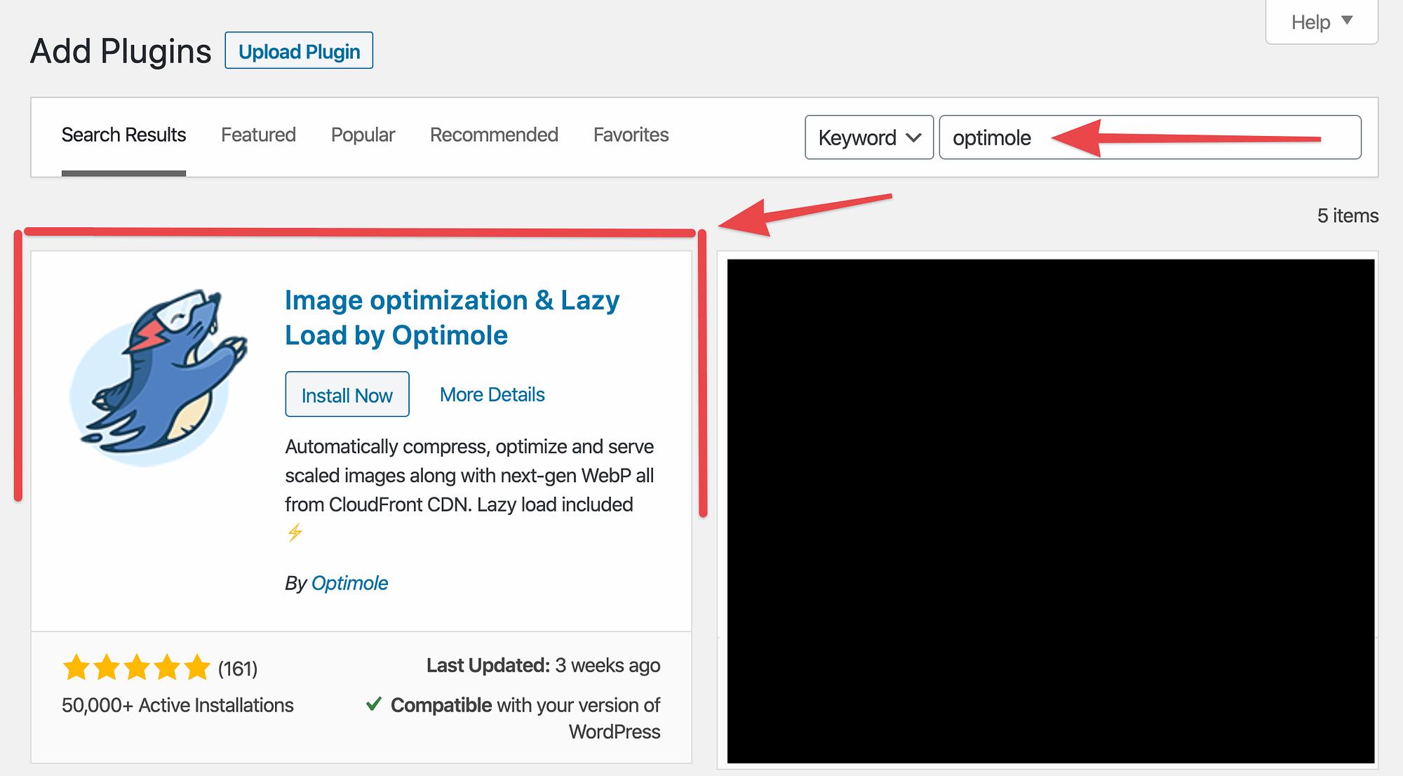 find plugin