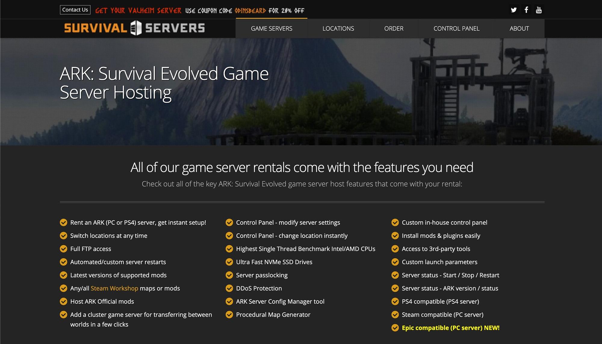 Survival Servers