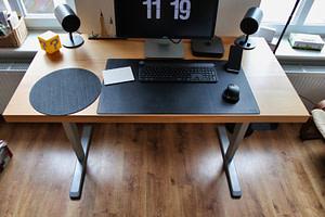 generic electric desk