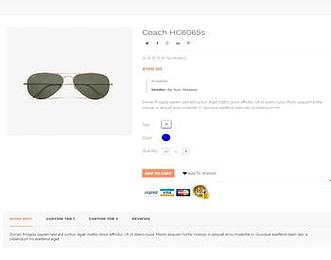 Ap Sunglasses view