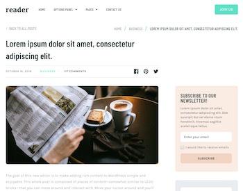 reader post
