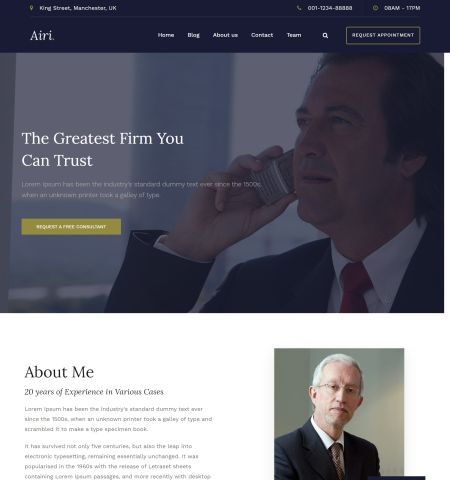 airi lawyer