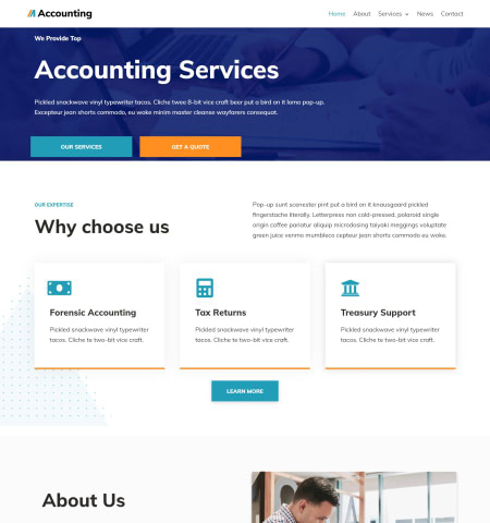 neve accounting