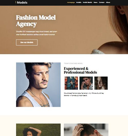neve fashion model agency
