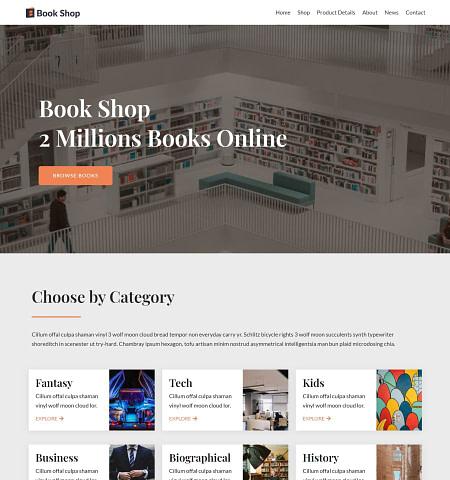 neve book shop