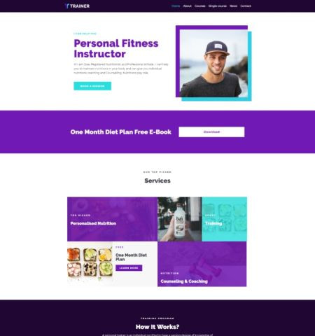 neve personal trainer