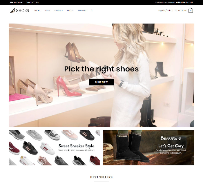 Fastest WooCommerce themes: OceanWP