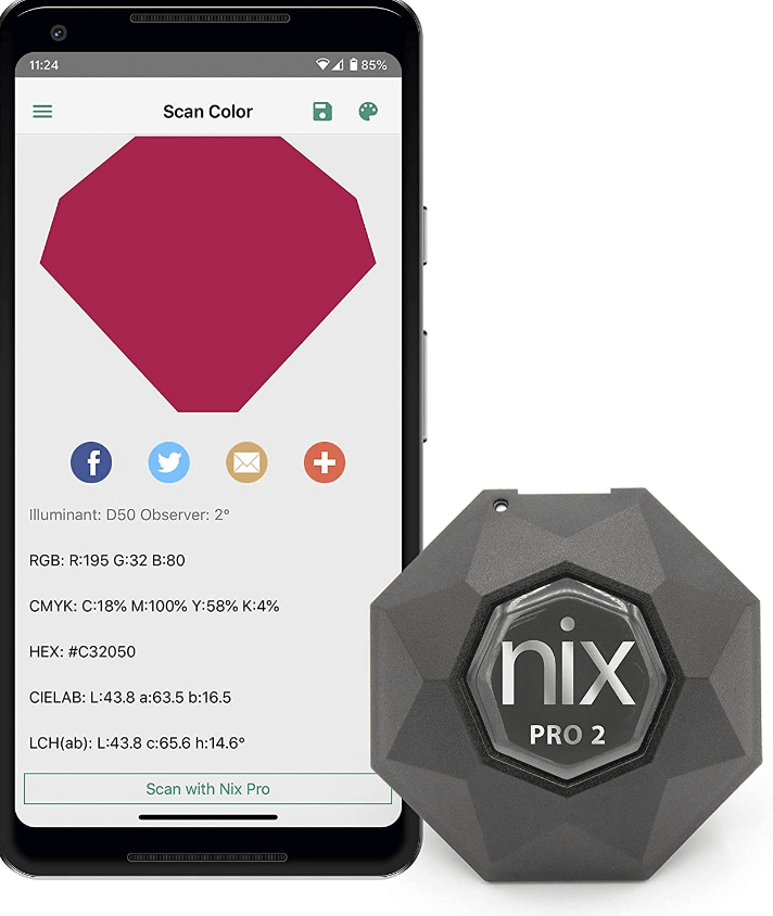 Best gifts for a designer: Nix Pro 2 Color Sensor