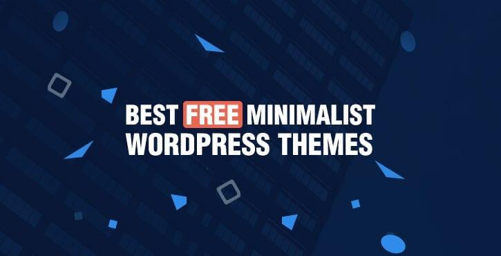 Best Free Minimalist WordPress Themes