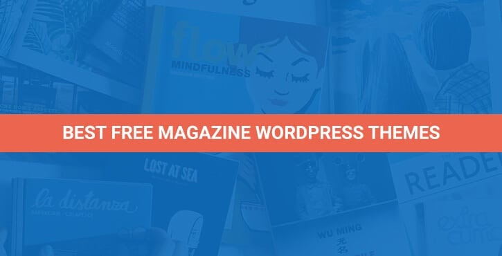 best free magazine WordPress themes