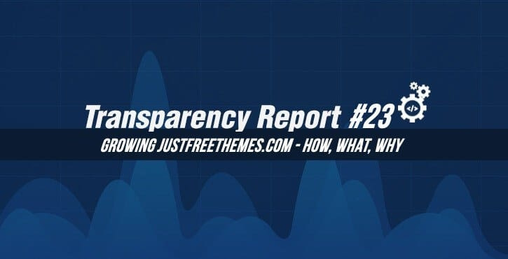 Transparency Report 23