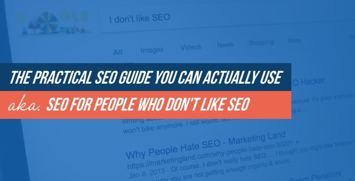 practical SEO guide