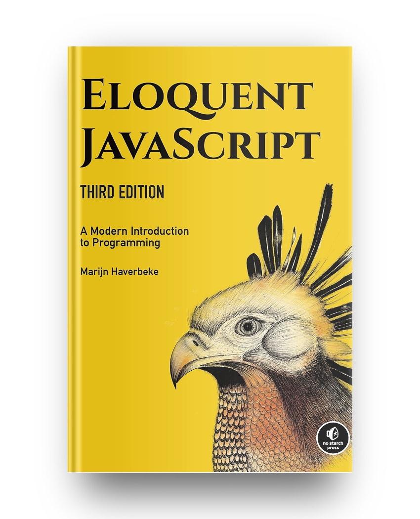 Best JavaScript books: Eloquent JavaScript