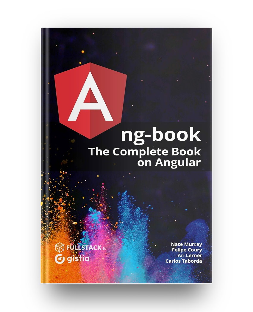 ng-book Angular