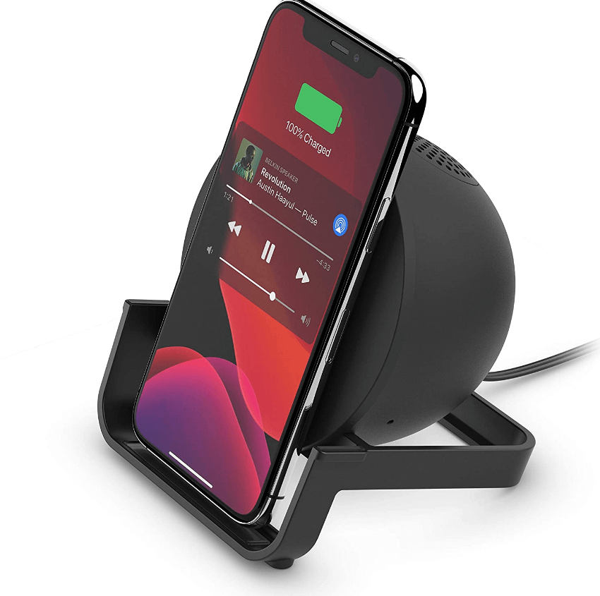 Belkin Wireless Charging Speaker