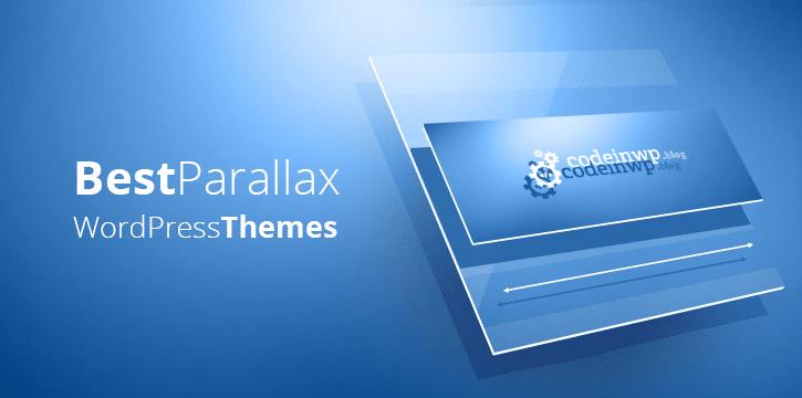 Best Parallax WordPress Themes for 2020