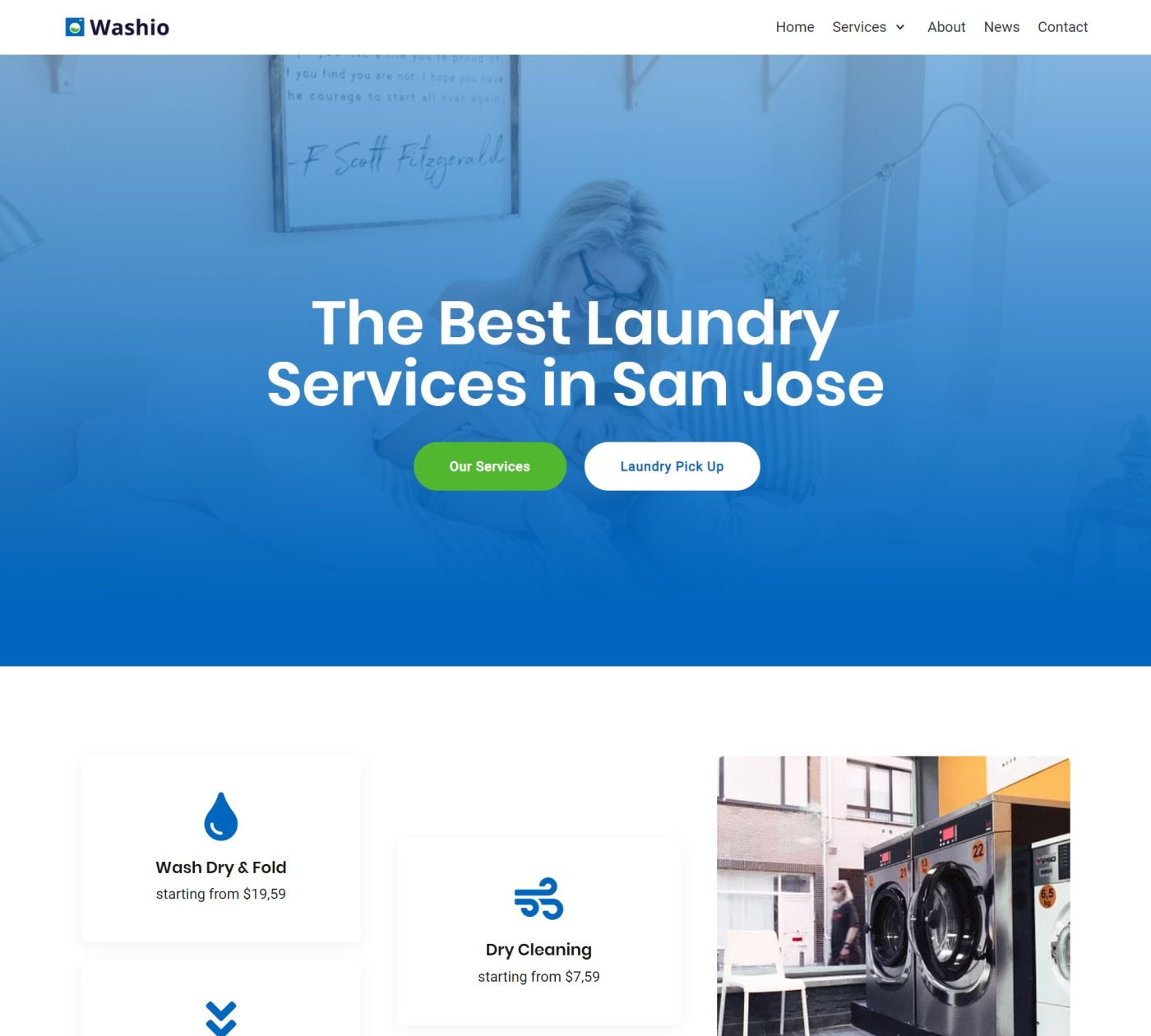 Neve Laundry Services