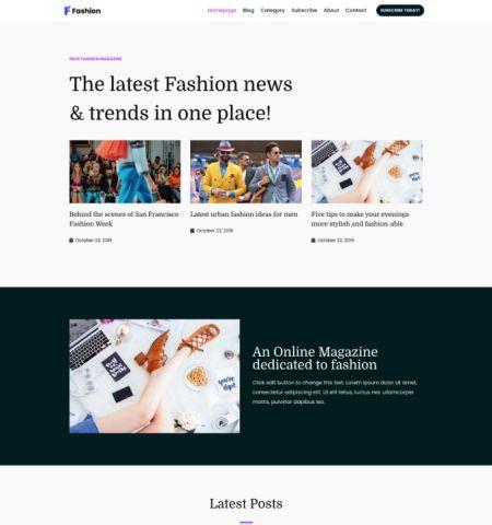 neve fashion magazine