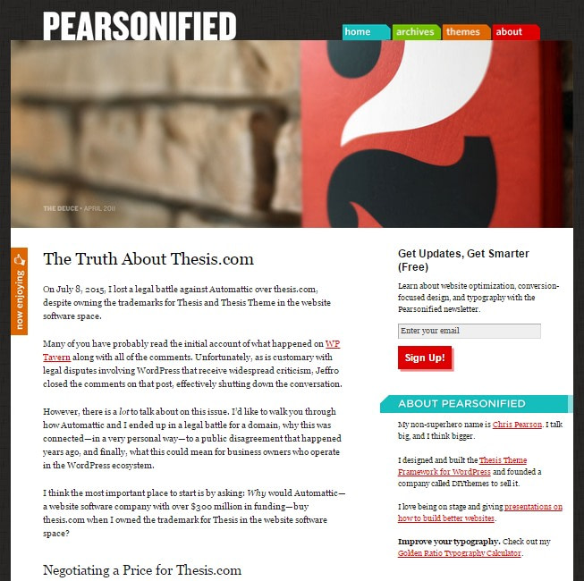 pearsonified