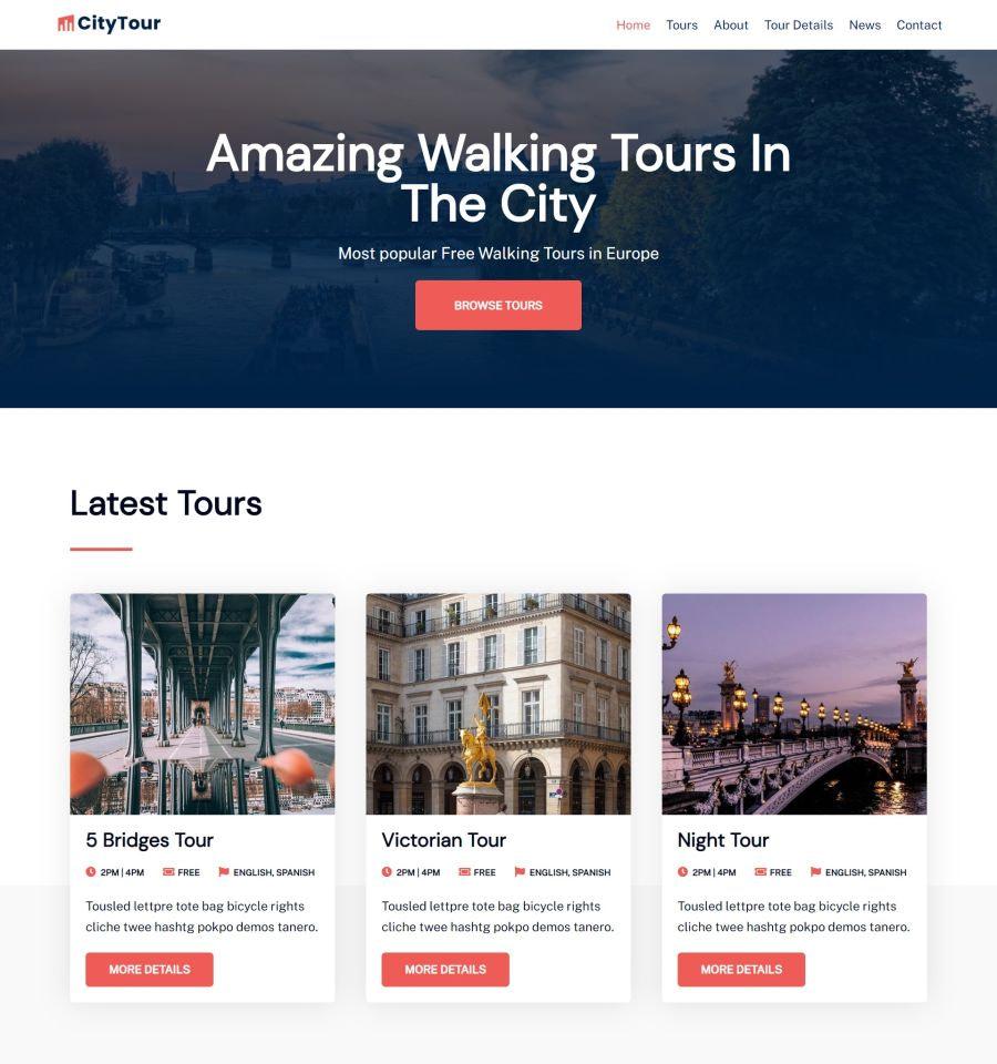 neve city tours