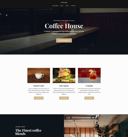 hestia coffee shop