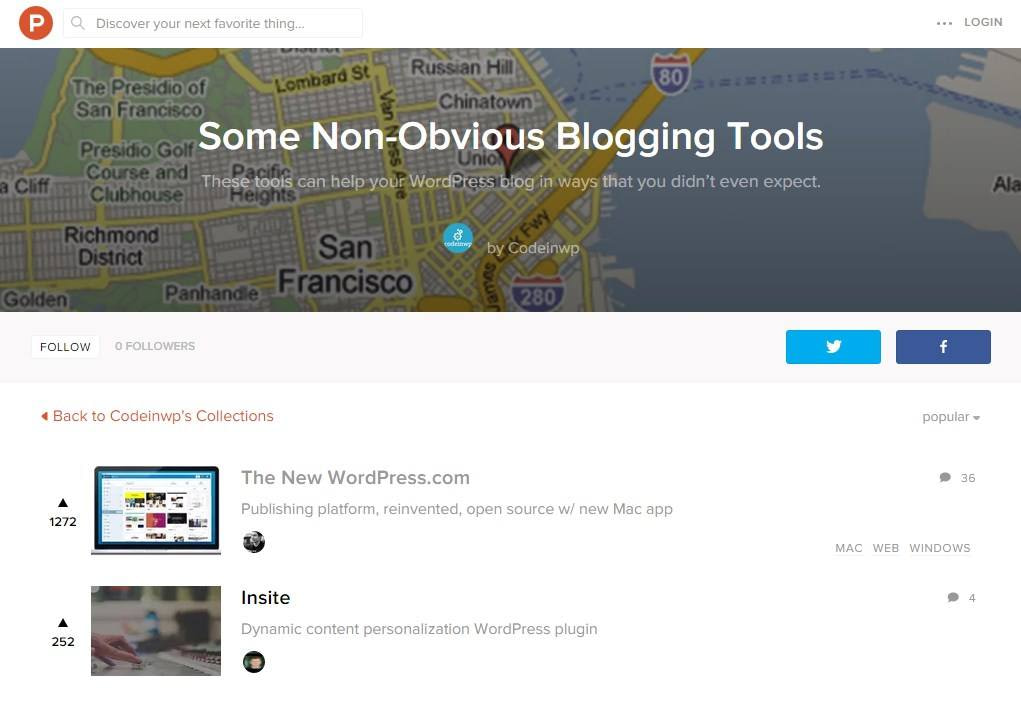non-obvious-blogging-tools