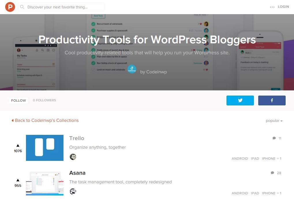 productivity-tools-for-wordpress