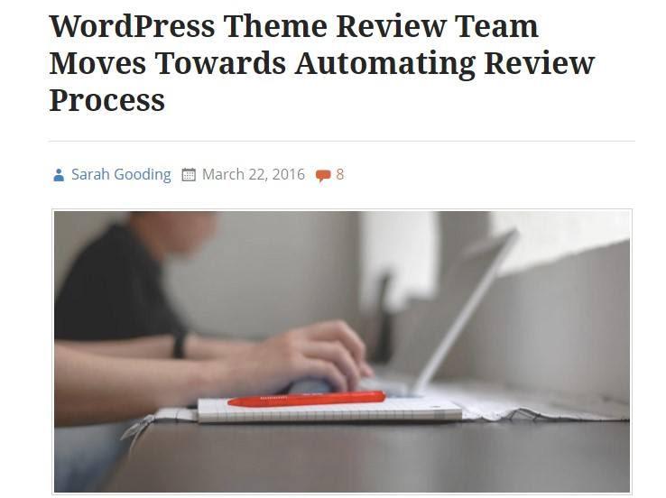 automatic reviews