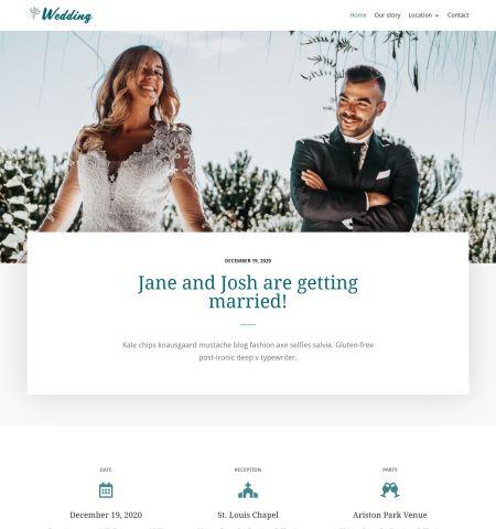 neve wedding